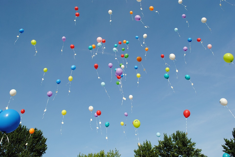 Ballong Dekoration Idéer
